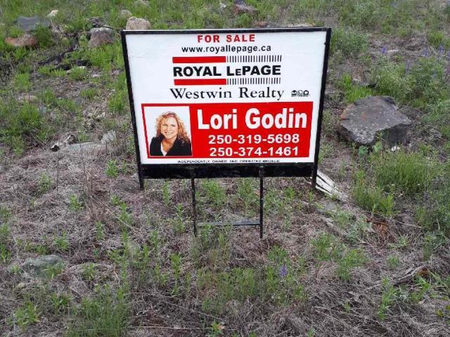 Lot A ALDER DRIVE, Logan Lake, at $159,000