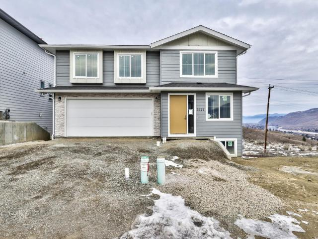 2277 SADDLEBACK DRIVE, Kamloops, 4 bed, 3 bath, at $689,000