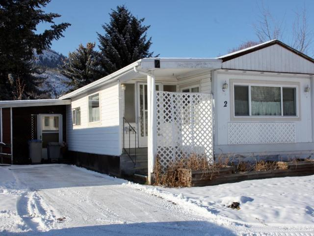 2400 OAKDALE WAY, Kamloops, 1 bed, 1 bath, at $59,900