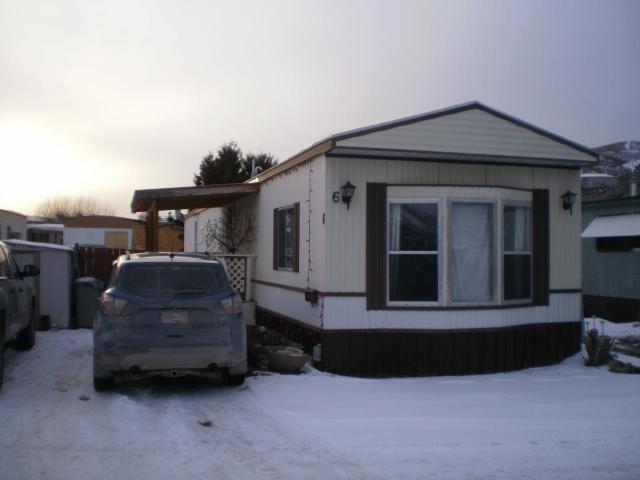 1755 ORD ROAD, Kamloops, 2 bed, 1 bath, at $94,600