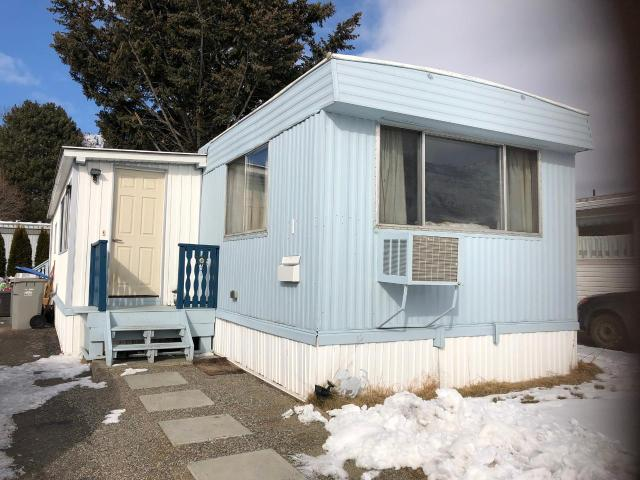 2400 OAKDALE WAY, Kamloops, 2 bed, 1 bath, at $54,900