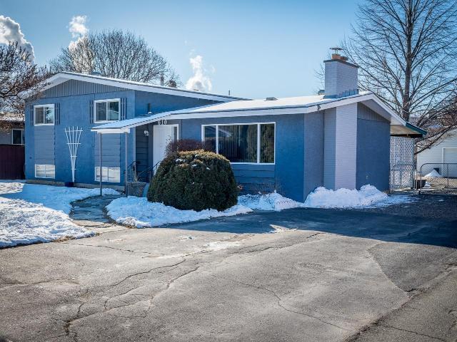 610 DESMOND STREET, Kamloops, 4 bed, 2 bath, at $459,900
