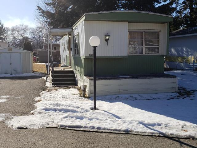 2401 ORD ROAD, Kamloops, 2 bed, 1 bath, at $34,900