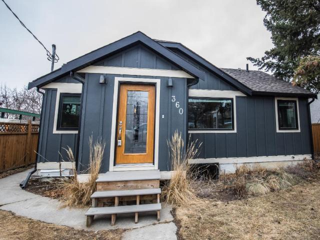 360 ROYAL AVE, Kamloops, 3 bed, 2 bath, at $489,900