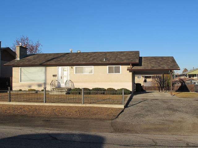 886 HOLT STREET, Kamloops, 4 bed, 2 bath, at $399,900