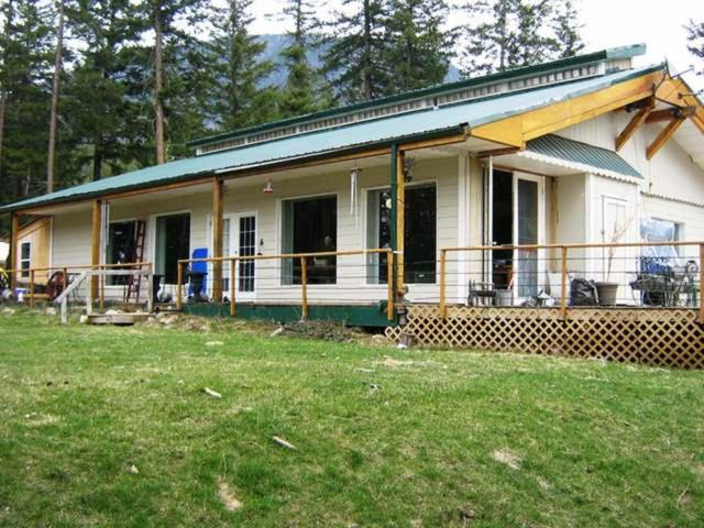 4147 DIXON MOUNTAIN ROAD, Barriere, 3 bed, 1 bath, at $479,000