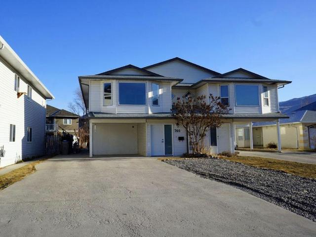 746 MCARTHUR DRIVE, Kamloops, 2 bed, 3 bath, at $379,000