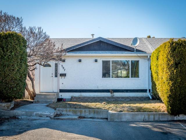 397 MONMOUTH DRIVE, Kamloops, 3 bed, 1 bath, at $359,900